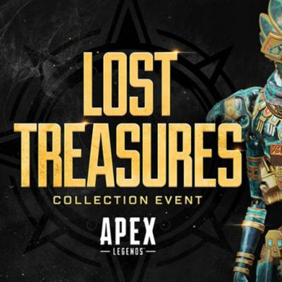 Cover art for Apex legends: Lost Treasures patch notes and updates thank yall for 700 views