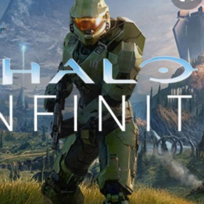 Cover art for Halo infinite gameplay review