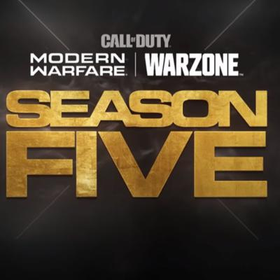 Cover art for Call of duty season 5 patch notes and everything new added to warzone.