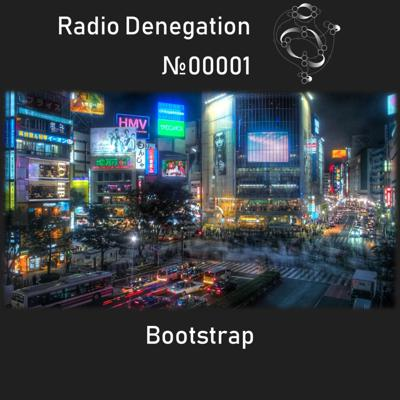 Cover art for 00001. Bootstrap