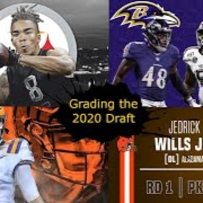 Grading the AFC North Draft