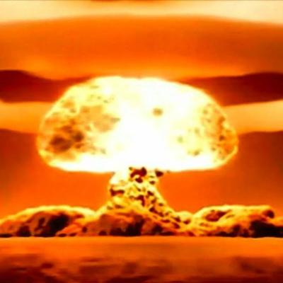 Cover art for In 5 min - Environmental Catastrophe and Nuclear War