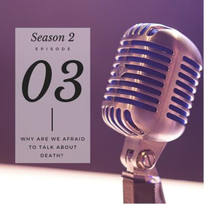 Cover art for Why Are We Afraid to Talk about Death?