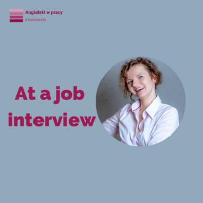 Cover art for At a job interview
