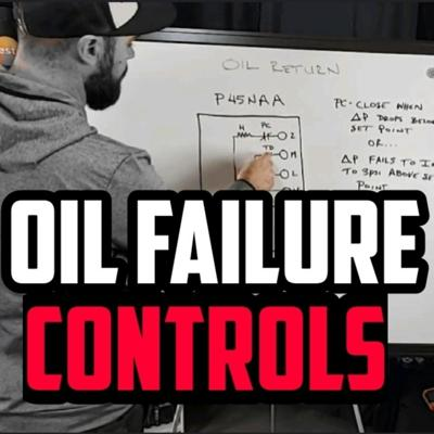 Cover art for Oil Failure Controls and Oil Return