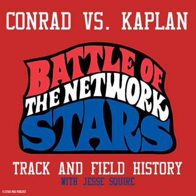 Cover art for One of The Most-Watched Sprint Races: Conrad vs. Kaplan Revisited