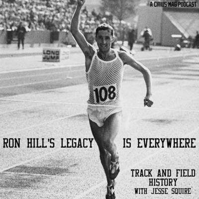 Cover art for Ron Hill's Legacy Is Everywhere