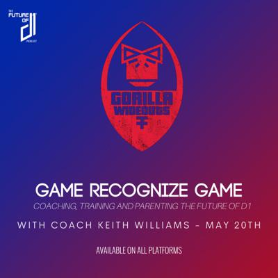 Cover art for Ep. 5 - Game Recognize Game with Coach Dubb, Part 1