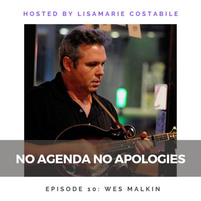 """Cover art for """"How an Open Mic Live Stream is Saving a Local Business"""" featuring Wes Malkin"""