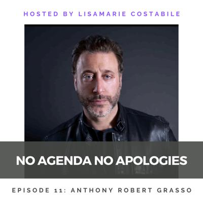 """Cover art for """"Acting Techniques from a NYC Director & Acting Coach"""" featuring Anthony Robert Grasso"""