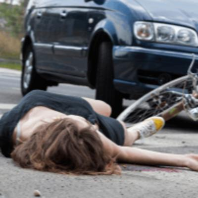 Cover art for Pedestrian Gets Hit Crossing Street, Arm Mangled