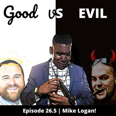 Cover art for Episode 26.5: Mike Logan!