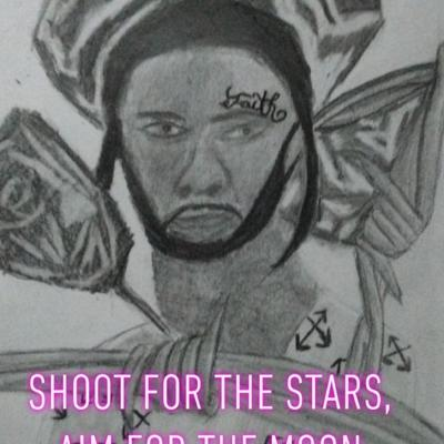 Cover art for Shoot For The Stars Aim For The Moon