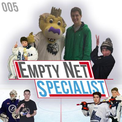 Cover art for ENS Pod 005 - No Guest - End of Season Awards & Stories