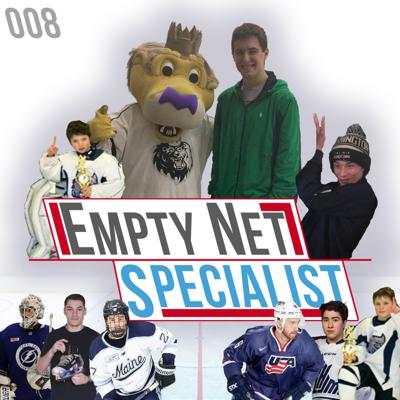 Cover art for ENS Pod 008: No Guest - Goalies, Lotteries, and Trades, oh my.
