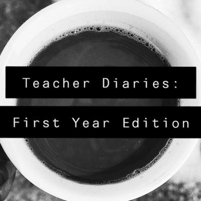 Cover art for Teacher Diaries: First Year Edition