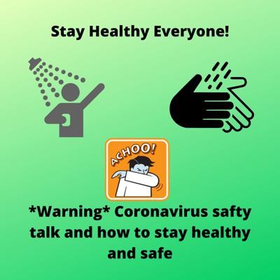 Cover art for *Warning* Size Community - Virus Saftey Talk and Protect yourselves