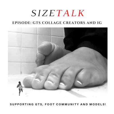 Cover art for GTS Collage Creators Supporting Models and Foot Community!