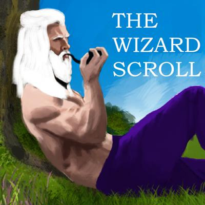 Cover art for 5: The Beast of Mount Shitcicle (feat. Ice T) | The Wizard Scroll
