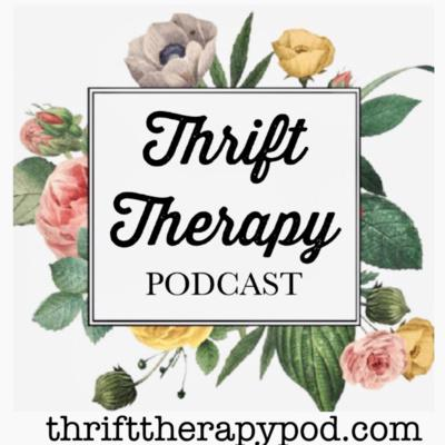 Cover art for Thrifty DIY with Ashley Renz