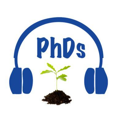 Cover art for Episode 1 - From a PhD soil scientist to a science communicator