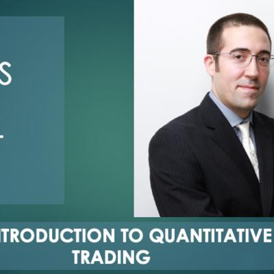 Cover art for An Introduction To Quantitative Trading - Do Things That Don't Scale with Simon Ouellette