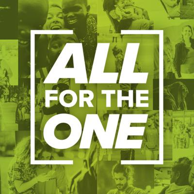 Cover art for All For The One part 4 - Tuning In