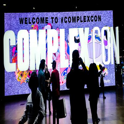 Cover art for Ep 2: Am I Too Complex For ComplexCon2018 W/ Adrian?