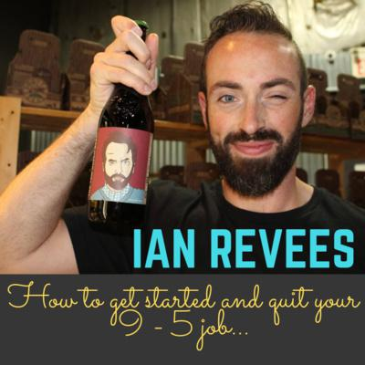 Cover art for Episode 5 - How to get started and quit your job!