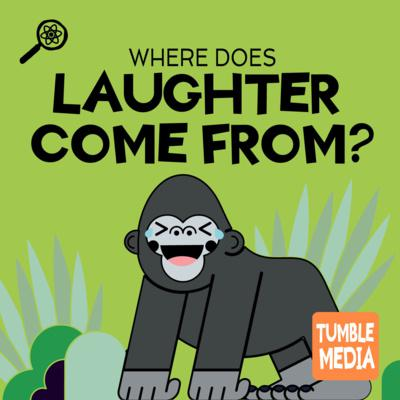 Cover art for Where Does Laughter Come From?