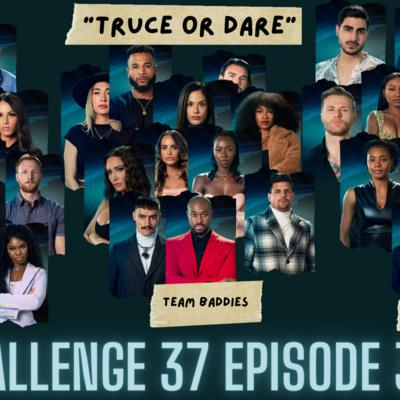 Cover art for THE CHALLENGE: Spies, Lies, and Allies Season 37 Episode 3 MTV |