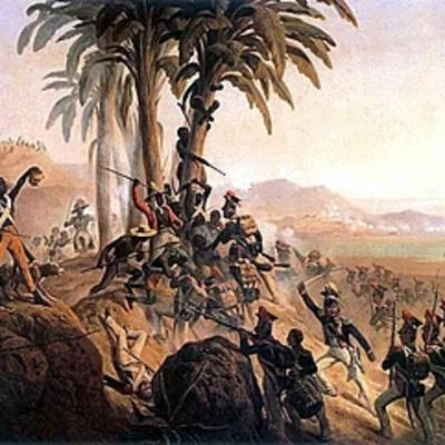 Cover art for Ep 4: The Haitian Revolution & The Latin-American Revoltion