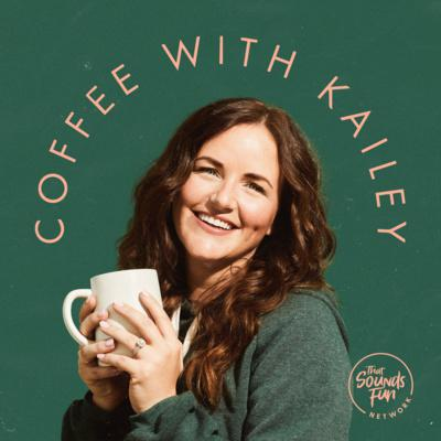 Cover art for Welcome to Coffee with Kailey!