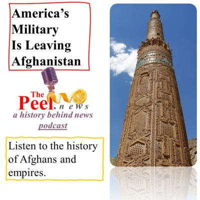Cover art for S1:E22: Who are Afghans? Empire, modernization, women's liberation & more...