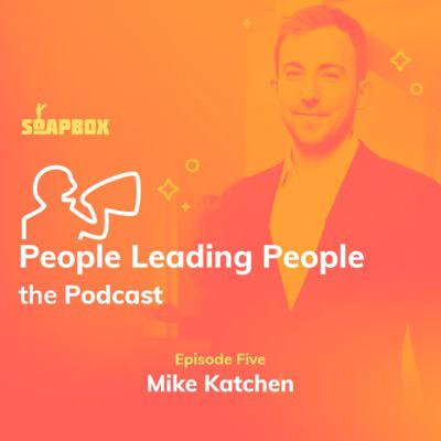 Cover art for #5: Mike Katchen of Wealthsimple on building amazing teams