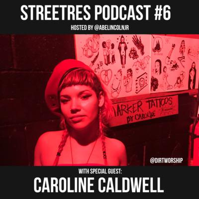 Cover art for Street Res Episode 6: Caroline Caldwell