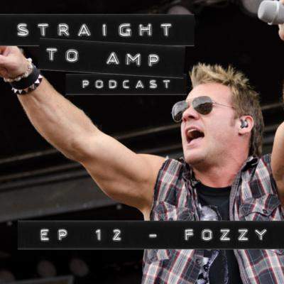 Cover art for Episode 12 - Fozzy