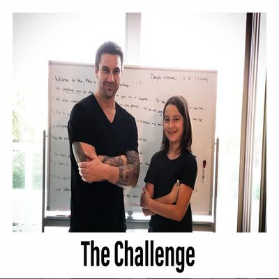 Cover art for The Challenge