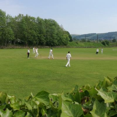 Cover art for Cononley & Steeton: Two cricket leagues in a day by rail