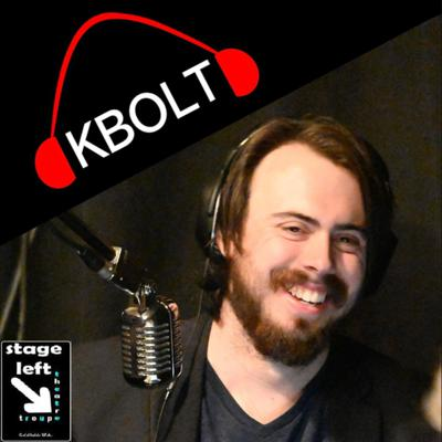 Stage Left Theatre Troupe goes online! Welcome to the Kalgoorlie-Boulder Online Theatre, or as we call it, KBOLT!   Here we discuss upcoming shows, introduce the fantastic members of our troupe, create audio dramas, read stories, produce music, and go over what's been happening at Stage Left.   Jump in and check it out!
