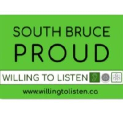 Willing to Listen - South Bruce Proud