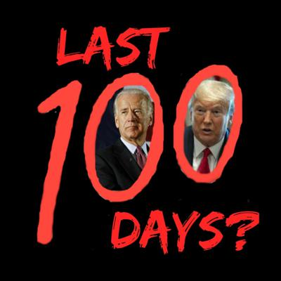 The Last 100 Days? podcast is counting down the last 100 days until Election 2020 on November 3rd. Co-Hosted by Scott Fullerton, Michael Vega and Brandon Carmody, we talk politics and the election from a definitive liberal point of view, with a decidedly Left of Str8.  Join us for the news of the day and special guests. Also YOU can call in and join the conversation at 347-989-0126. This is either going to be the Last 100 days until the end of the Trump presidency or the Last 100 days of our democracy as we know it.