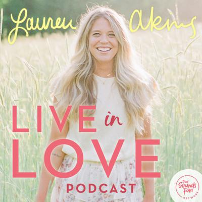In this 8 episode podcast, to celebrate the one-year anniversary and paperback launch of the NYT bestselling book Live in Love, Lauren Akins sits down with podcast host Annie F. Downs and has meaningful conversations with multiple guests around the most loved topics in the book. Hear never-before released stories that fans of the book will love and retellings of some of Lauren's best memories that will introduce new fans to this beautiful memoir.