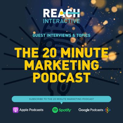 Welcome to 20 Minute Marketing, where we chat with industry experts about all things marketing. Expect to hear about daily activities, current trends and the future of the industry. Recurring themes include SEO, PPC, social, branding, content and more. For the final five minutes of each episode, we also ask guests to share some stories on their career growth.  Since our guests are busy running businesses, some episodes are recording using smartphones. As a result, you may hear the occasional background noise. While we always strive for high quality, we like it that way.  Happy listening!