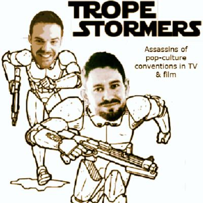 Join Chris and Jim - Master Assassins of TV & Film conventions as they review & dissect the Good, The Bad and the Tropey & pass judgment. Will your favourites & not-so-favourites be elevated to Utropia or consigned to the depths of Dystropia? There's only way to find out for sure...  https://twitter.com/tropestormers  Instagram: https://www.instagram.com/tropestormers/?hl=en  YouTube: https://www.youtube.com/channel/UCIPnAGX_4RKMo80bSoV534Q