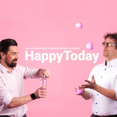 HappyToday - The Employee Experience Podcast