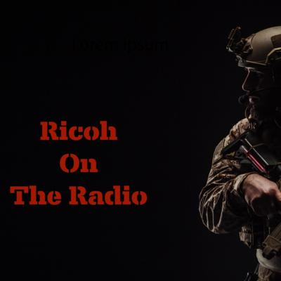 Ricoh on the radio
