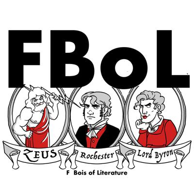 The comedy podcast about toxic characters, writers, and tropes of literature and legend.   Join host Emily Edwards to discuss feminist literature, toxic masculinity, gender roles, and intersectional representation in books. These are the Fuckbois of Literature.