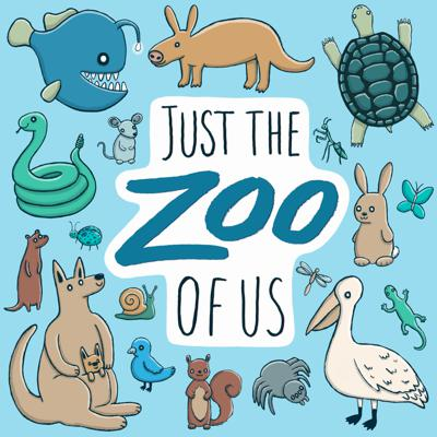 Join us, Christian and Ellen Weatherford, while we review your favorite species of animals and rate them out of ten in the categories of effectiveness, ingenuity and aesthetics. Transcripts can be found at justthezooofus.com 😊 Got a species you want us to review? Submit your animal friend to us at ellen@justthezooofus.com and when we review your animal we'll give you a shoutout 😊 Cover art by Taylor Gordon Art!