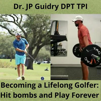 Becoming a Lifelong Golfer. Hit Bombs and Play Forever